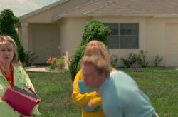 Winona Ryder underplot in Edward Scissorhands