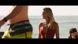 Kelly Rohrbach added some nice plot and backstory to Baywatch