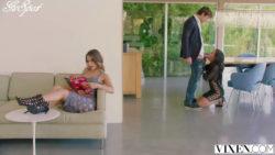 Uma Jolie and Amia Miley - Sex To Get Ahead
