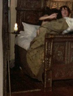 "Marina Sirtis (Deanna Troi) felt like providing all the plot in ""The Wicked Lady"""