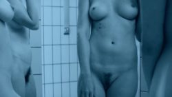 Shower plot from the French film Q (2011)