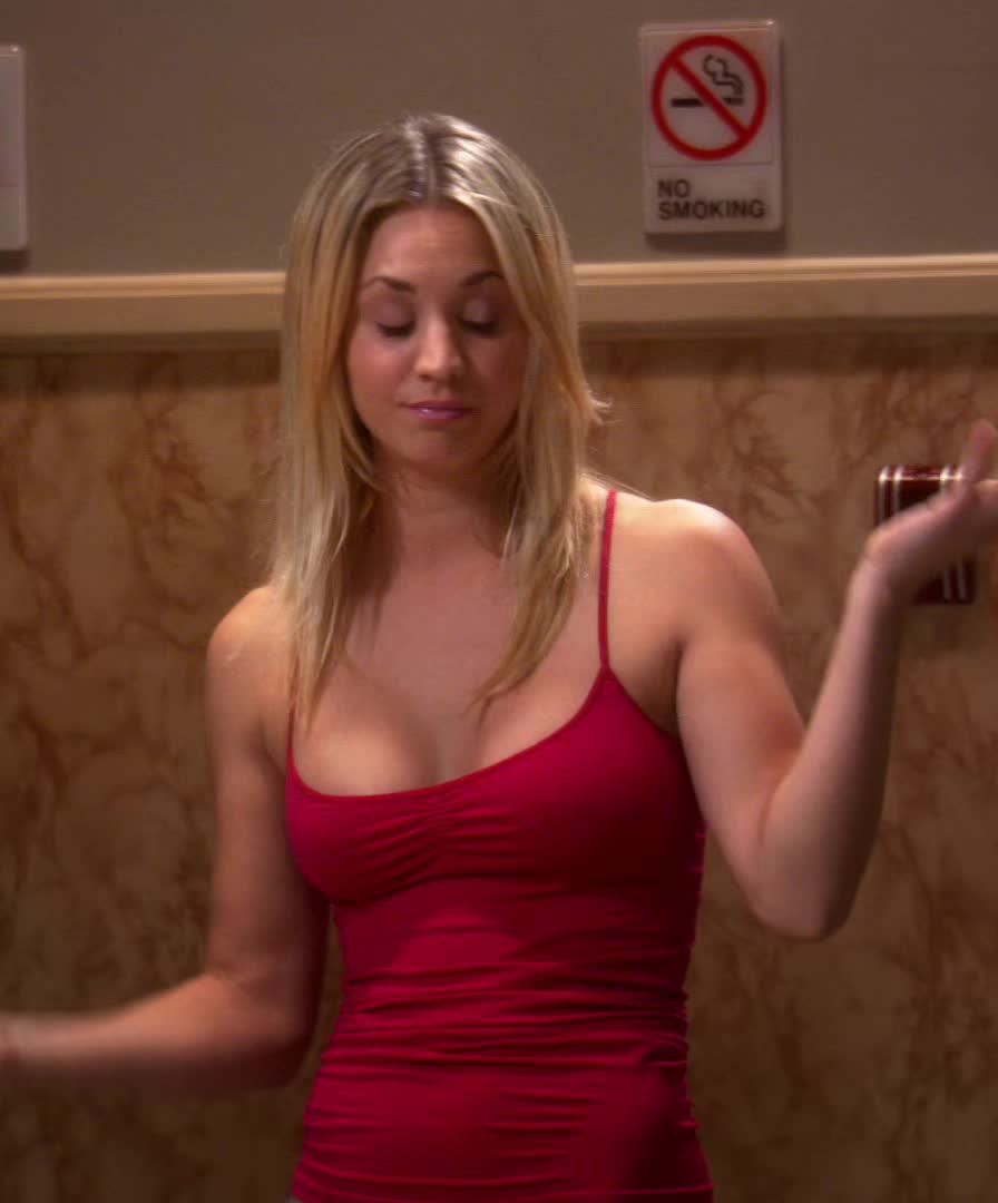 Kaley Cuoco - The Big Bang Theory