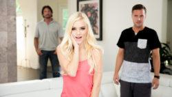 Bratty slut Alex Gray convinces the brand new neighbor to fuck her