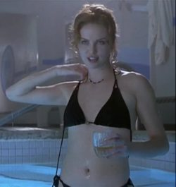 Charlize Theron in Reindeer Games (2000) (x-post r/Moles)