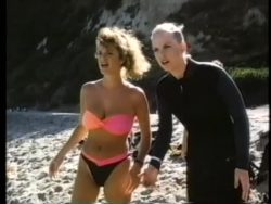 Andrea Elson (From Alf) in a bikini