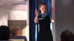 'The Kevin Bishop Show' (featuring Karen Gillan as the slutty fight attendant)