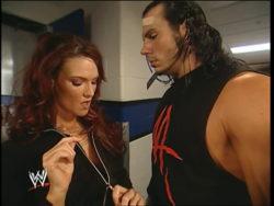 Lita's WWE plot