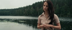 Alicia Vikander taking off her clothes in 'The Crown Jewels' (2011)