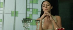 Monica Bellucci in The Matrix Reloaded