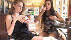 Boobs and ice cream