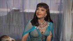"Anne Baxter had some pretty sinful character development in ""The Ten Commandments"" (1956)"