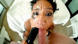 Babe's Slobbery Mouth Screw & Rim Job