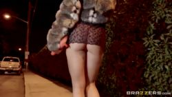 (PornstarsLikeItBig) Adriana Chechik - Stop and Go Hoe