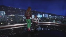 Nicole Kidman dry humping Jimmy Kimmel on Jimmy Kimmel Live
