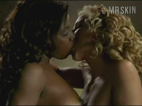 Jessica Collins & Nicki Micheaux in The Ranch
