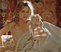 Clémence Poésy Topless In 'Birdsong'