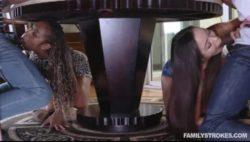 Misty Stone & Adriana Maya - Family Betrayals [FamilyStrokes]