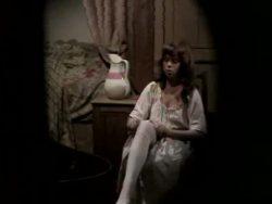 Julie Dawn Cole (Veruca Salt in Willy Wonka) undressing