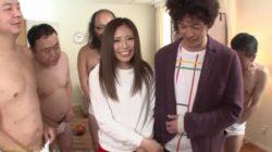 Hitomi Madoka | A Multi-Cock Glory Hole Game Show Where