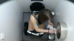1st Hidden Livecam in Toilets Worldwide