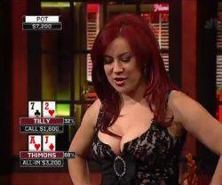 Jennifer Tilly poker plot