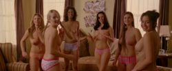 Topless hacky sack plot - The Dukes of Hazzard