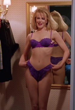 Nicole Kidman lingerie plot from To Die For (1995)