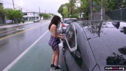 Car Thief Road Head