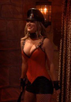 Kaley Cuoco in 'The Big Bang Theory'