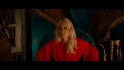 Poppy Delevingne lingerie plot from Kingsman: The Golden Circle