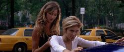 Gisele Bundchen & Jennifer Esposito