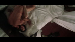 "Angelina Jolie taking a pounding in ""Original Sin"""