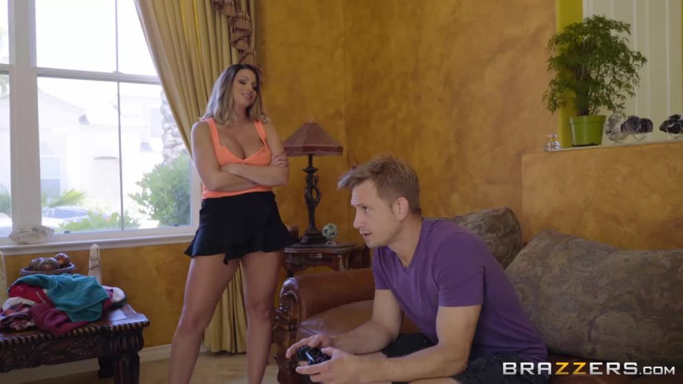 Brooklyn Chase - Butting Out