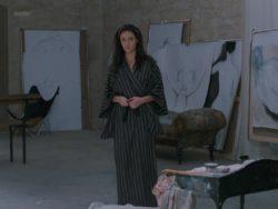 "Emmanuelle Béart in ""La Belle Noiseuse"" (1991)"