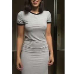 Under Her Favorite Dress and Titty Drop