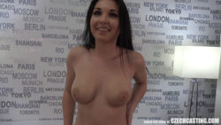 Seductive Busty Mom Nikola Performs with Brokers Cock