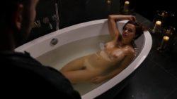 Valeria Bilello full frontal plot in Sense8