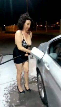 Filling the gas
