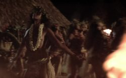 Jiggly island girl plot from The Bounty (1984)