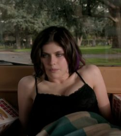 Alexandra Daddario in Burying the Ex