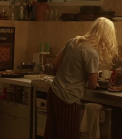 Scarlett Johansson in Vicky Christina Barcelona