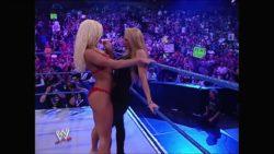 Torrie Wilson WWE lesbian compilation