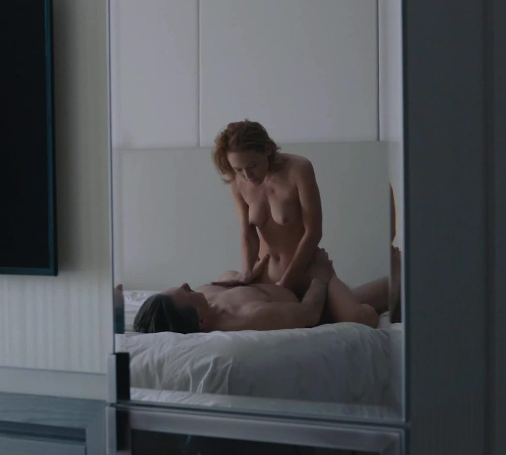 Louisa Krause in The Girlfriend Experience (2017)
