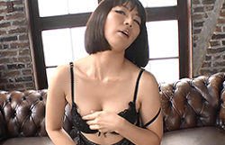 Timid Japanese dame receives insatiable