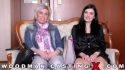Alice Nice| Mom brings daughter into casting