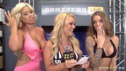 Bridgette B and Juelz Ventura - Brazzers Live
