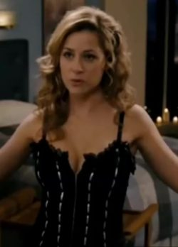 "Jenna Fischer in ""Blades of Glory"""