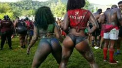 J'ouvert Gems: Left or Right.