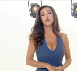 Emanuela Folliero Italian TV HOT BOOBS!