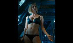 "Alice Eve 32D plot compilation extravaganza from ""Sex and the City 2"""